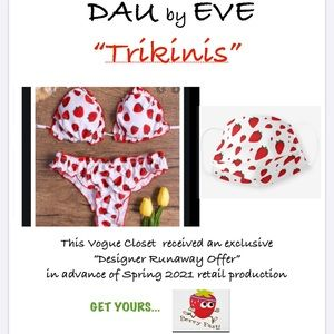 Other - TRIKINIS FOR SALE During Closet Vacation